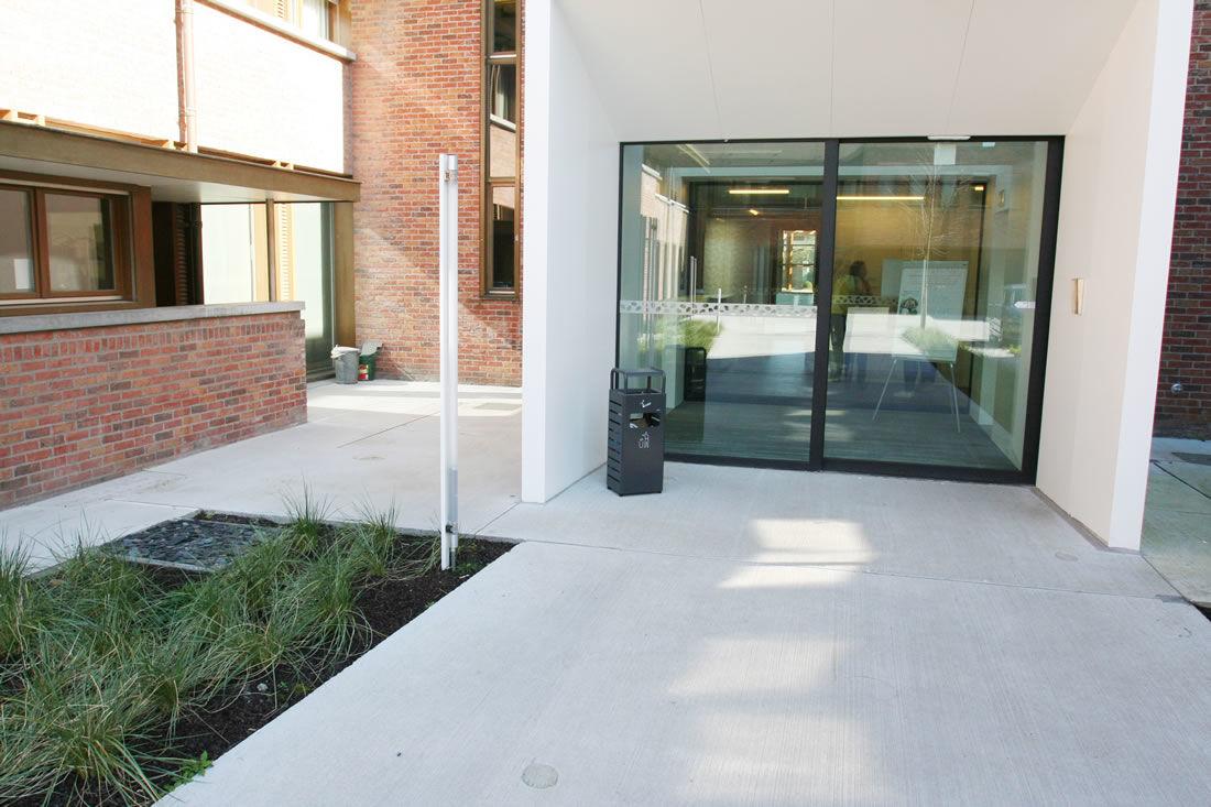 Foto betonverharding door Roos Groep