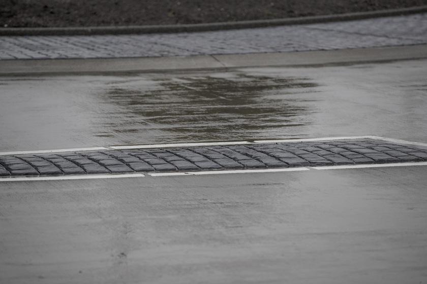 Rotonde in beton