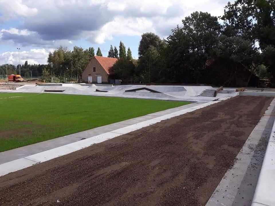 Skatepark in Deurne